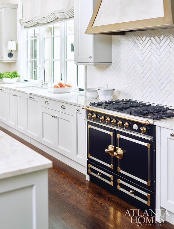 white herringbone kitchen backsplash tiles transitional kitchen kitchen backsplash