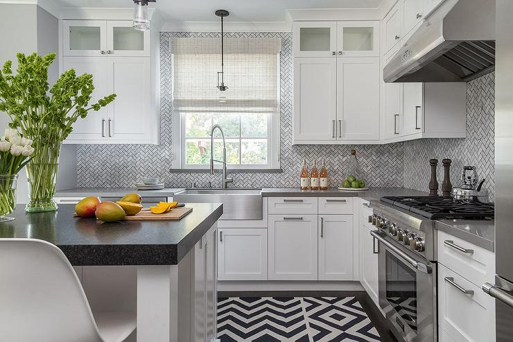 Pecky Cypress Kitchen Cabinets White Kitchen Cabinets With Gray Framed Glass Doors