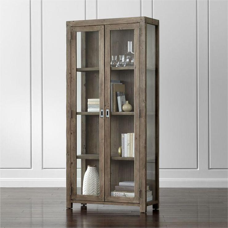 Ikea Meuble Billy Gray Reclaimed Wood Bookcase