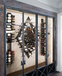 Modern Vertical Wine Racks Design Ideas