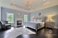 Transitional - Bedroom - Sherwin Williams Upward