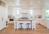 Kitchen Island With Shelves - Home Design