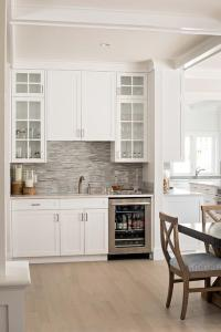 Shaker Style Living Room Bar Cabinet - Best site wiring ...