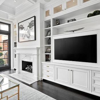 Built In Living Room Display Cabinets Design Ideas - living room display cabinets