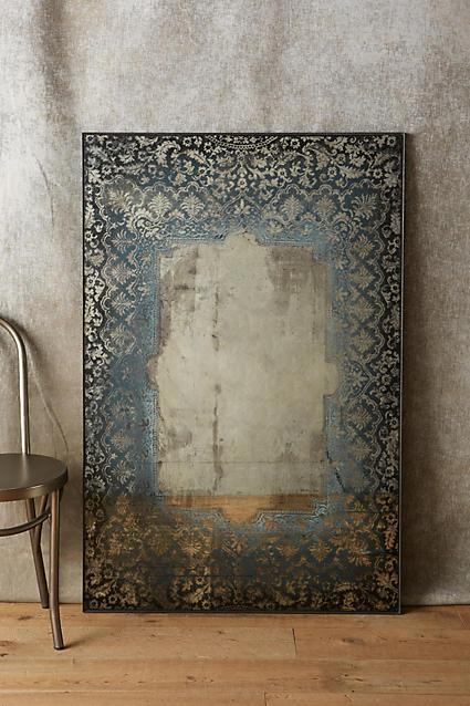 Black Keys Wallpaper Black Lace Border Antique Mirror