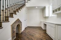 Built In Dog Bed Under Stairs Design Ideas