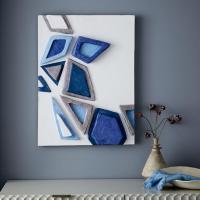 Geometric Shape Wall Art - Products, bookmarks, design ...