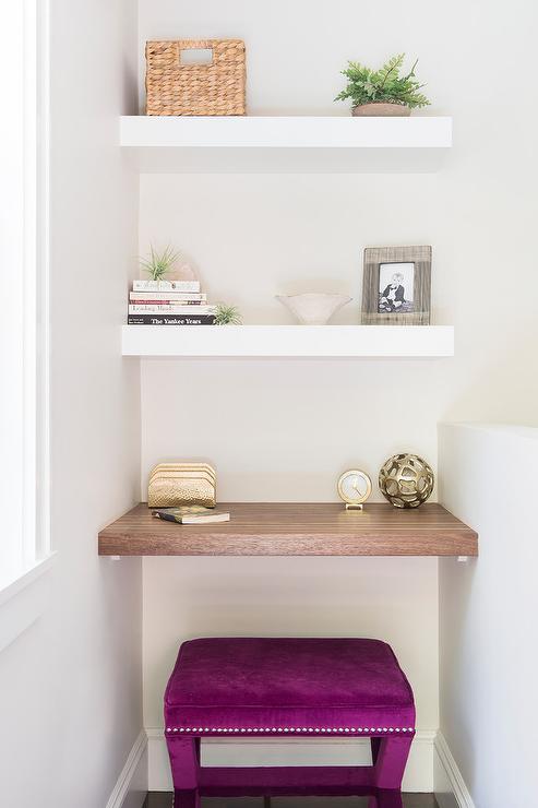Shelves Over Desk Design Ideas