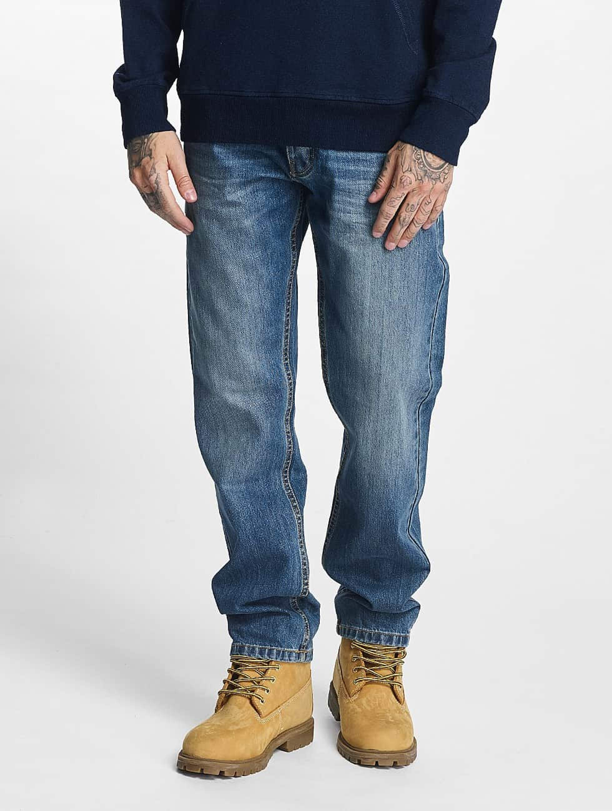 Jeans Coupe Droite Dickies Michigan Regular Fit Jeans Mid Blue