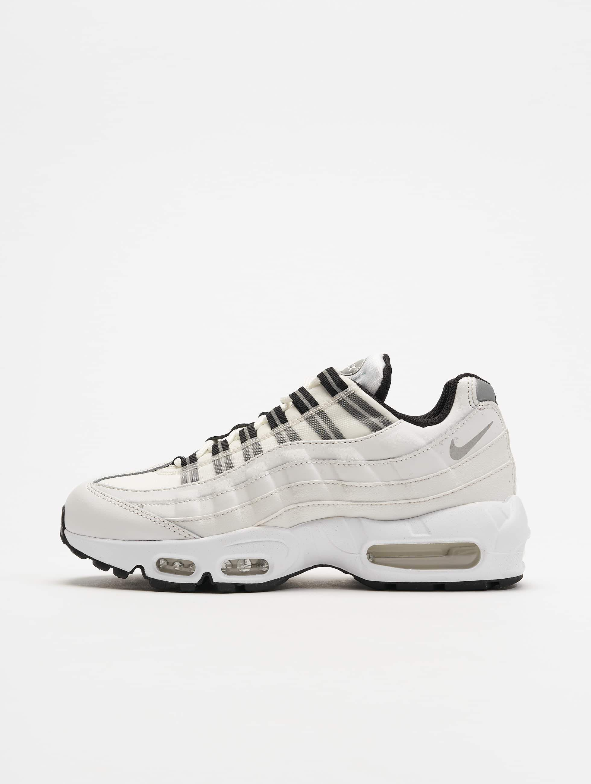 Sneaker Weiß Nike Air Max 95 Sneakers Summit White Reflect Silvern Summit White