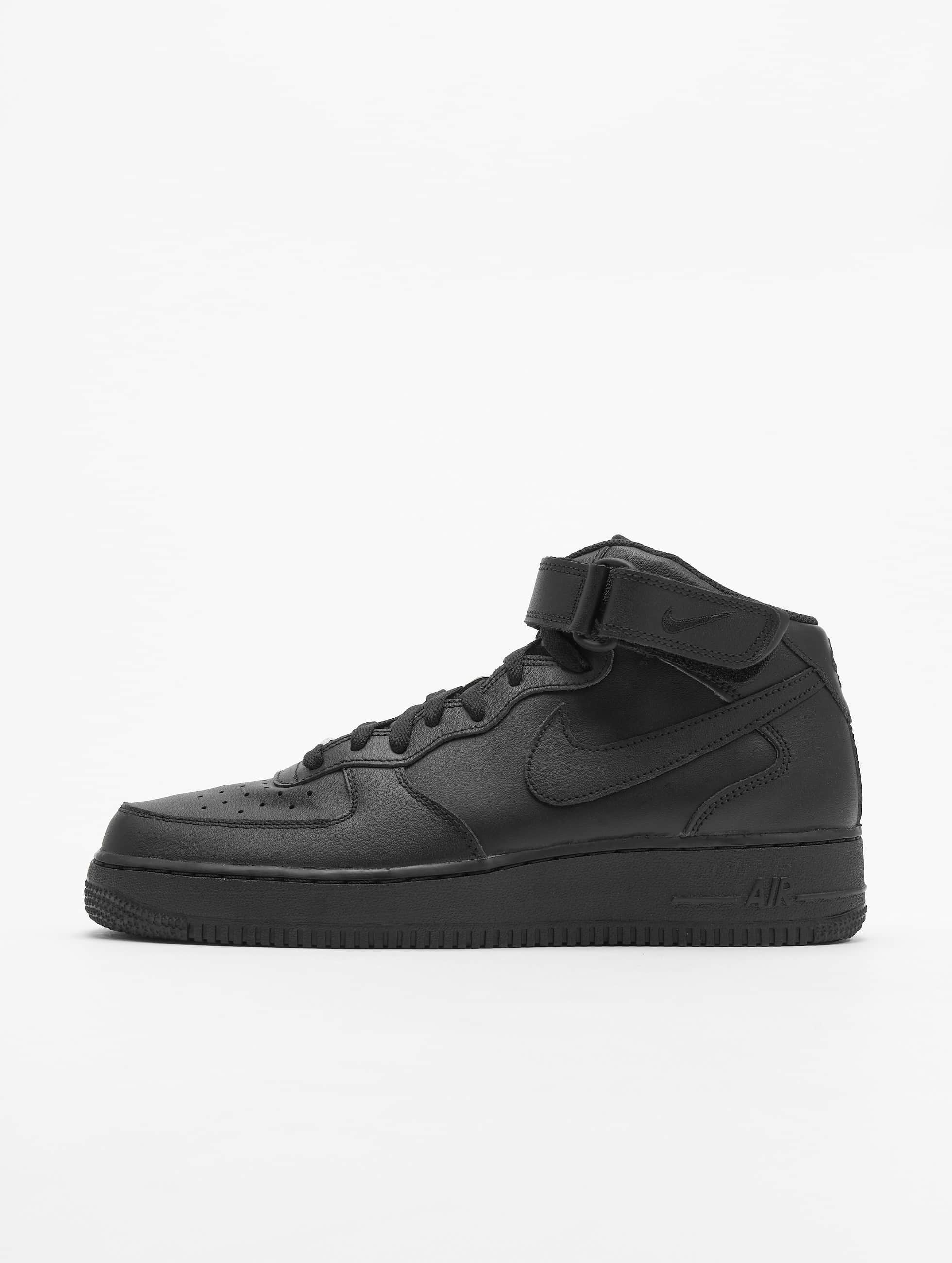 Nike Fleece Kinder Nike Herren Sneaker Air Force 1 Mid 39;07 Basketball Shoes