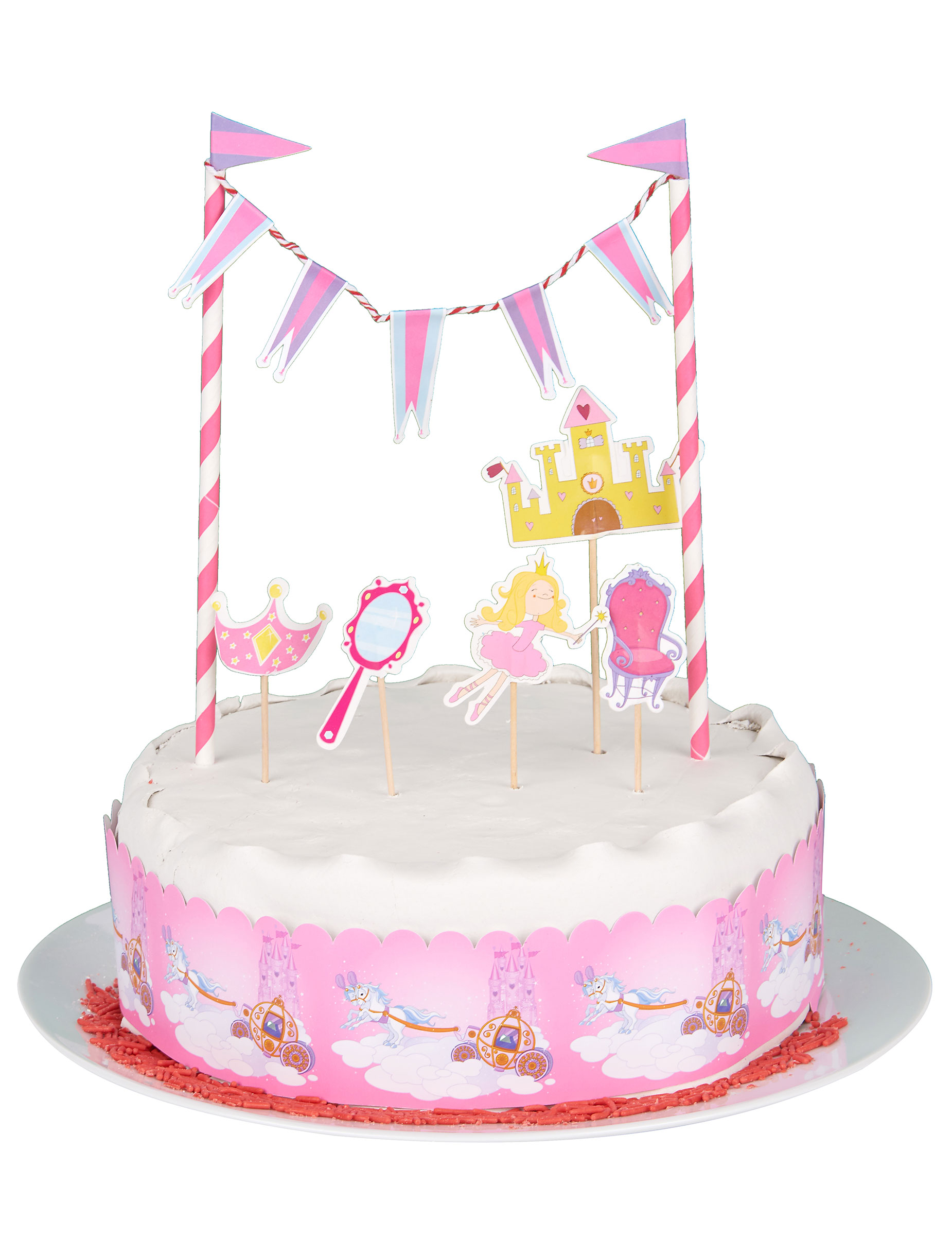 Gateau De Princesse Decoration Gateau Princesse