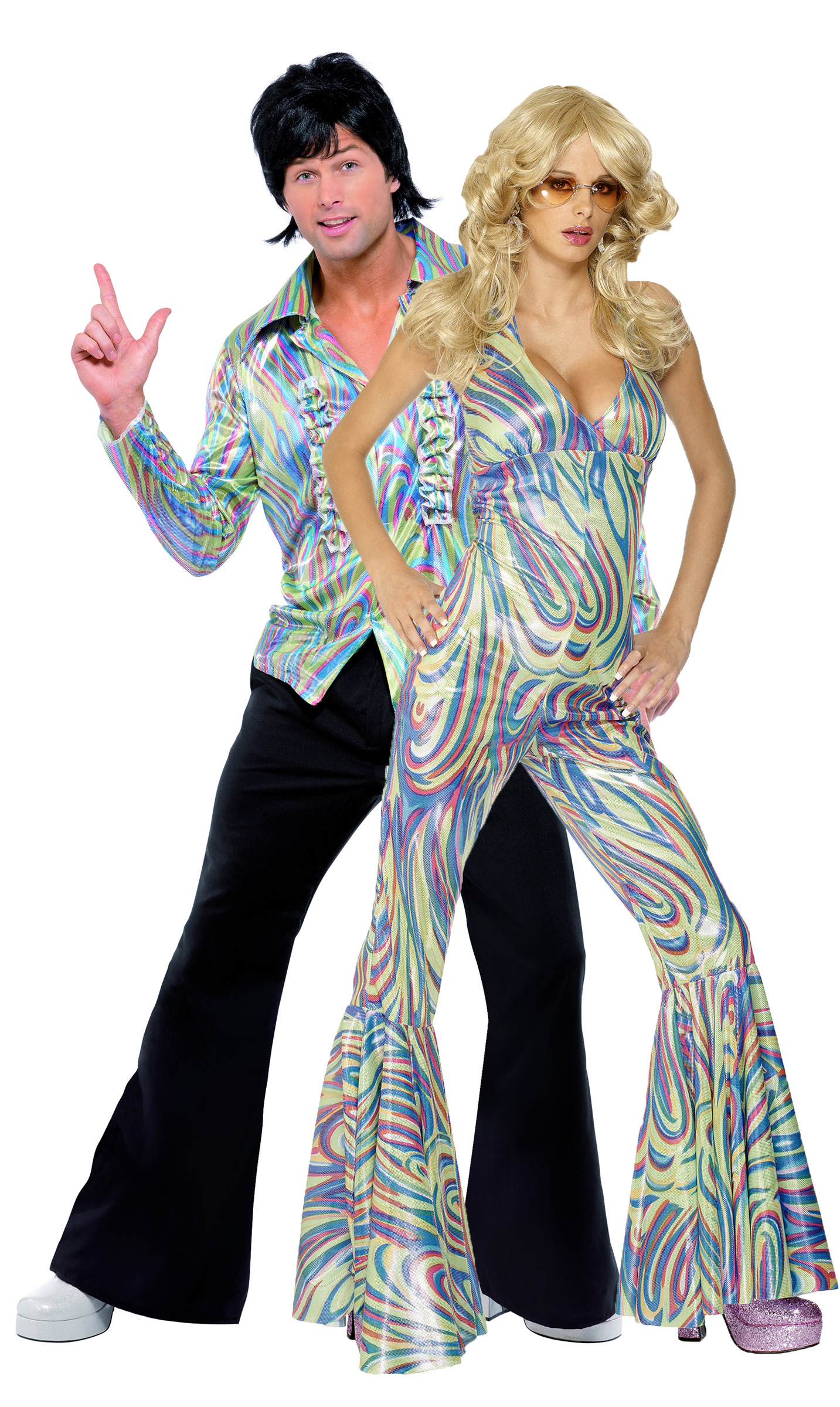 Outfit Disco Disco Costumes For Couple