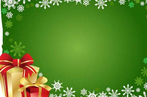 Background Christmas Vector \u2013 Merry Christmas And Happy New Year 2018 - christmas theme background