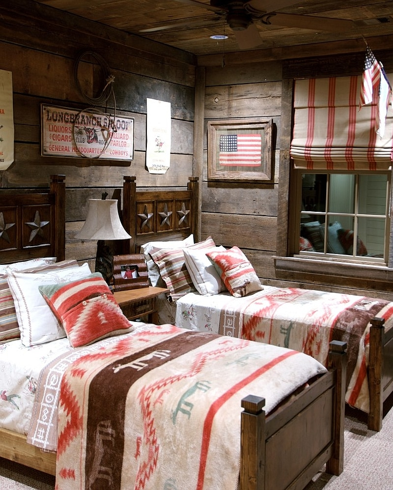 20 Rustic Bedroom Designs Top Rustic Living Spaces Designbump
