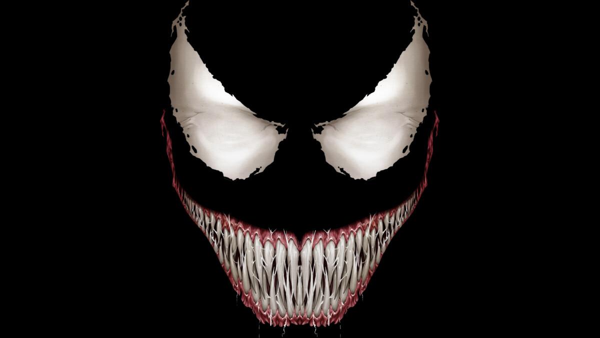 Wallpaper Tank Girl Venom Smile T Shirt By Marvel Design By Humans