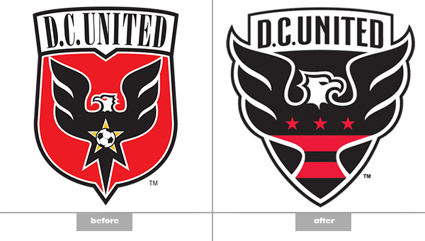 10 Famous Sports Teams Logos That Were Rebranded In 2015