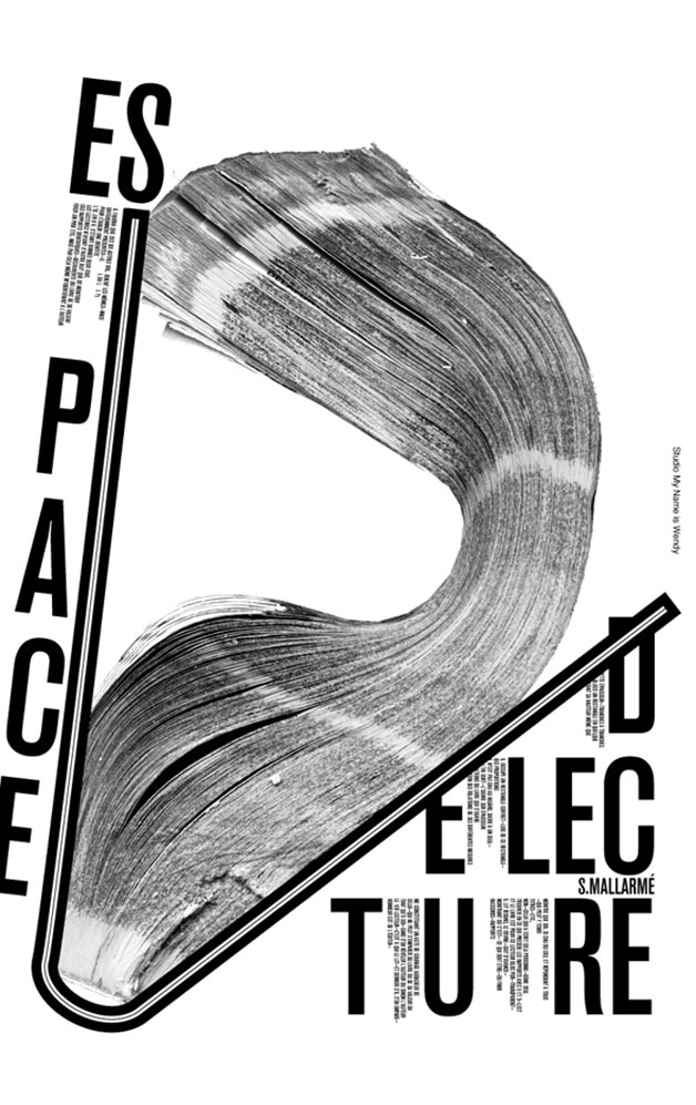 Examples Of Why Black And White Print Designs Work So Well