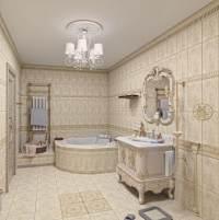 25 White Bathroom Ideas (Design Pictures) - Designing Idea