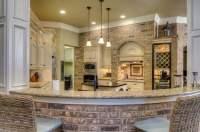 47 Brick Kitchen Design Ideas (Tile, Backsplash & Accent ...