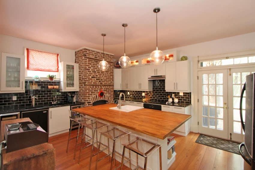 brick kitchen design ideas tile backsplash accent walls subway mosaic red glass kitchen backsplash tile traditional kitchen