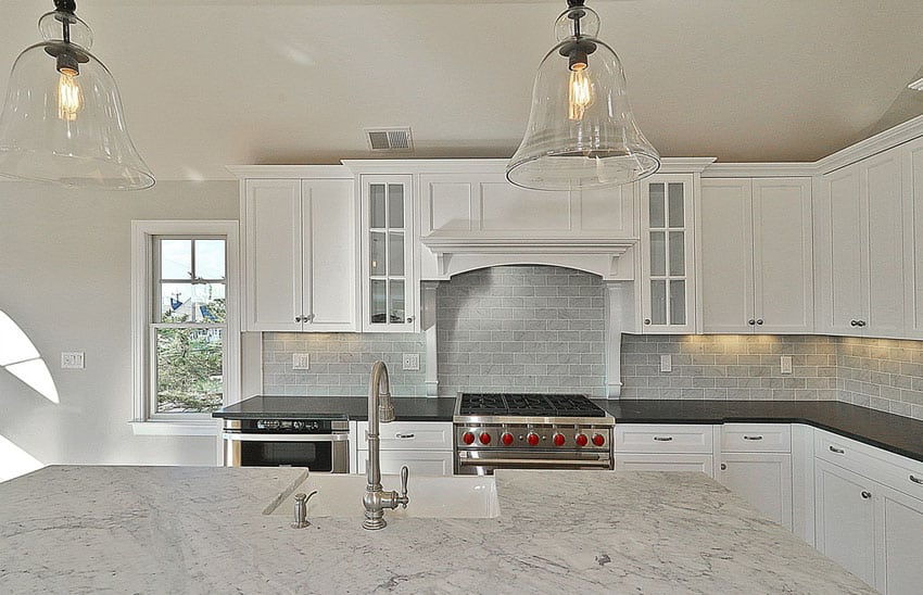 brick tiles modern transitional style kitchen white subway tile kitchen backsplash pictures subway tile kitchen
