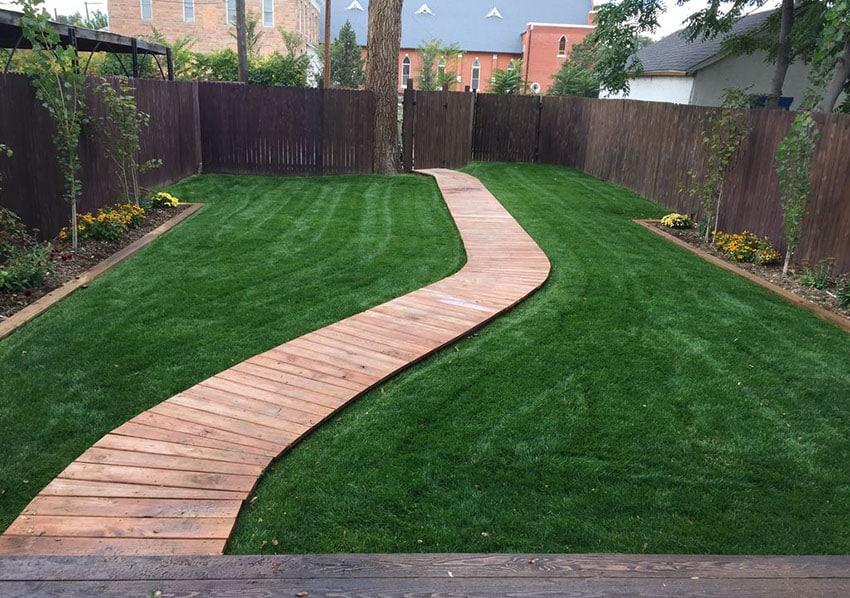 Walkway Ideas on a Budget (Garden & Backyard Designs