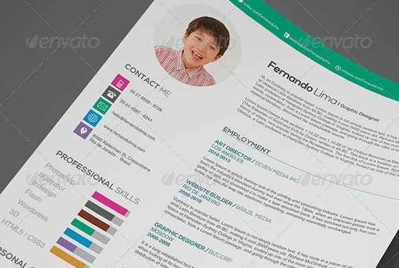20 Professional Resume Templates to Grab Attention - how to make a creative resume