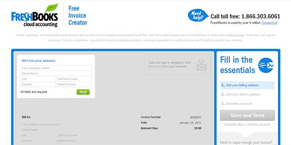 10 Free Invoice Generators for Professionals