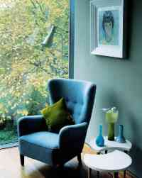 25 Blue and Green Interiors Design: An interesting and ...