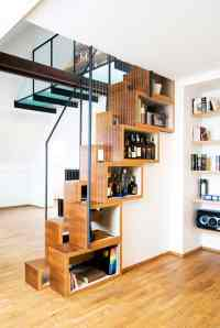 Over 30 Clever Under-Staircase Storage Space Ideas and ...