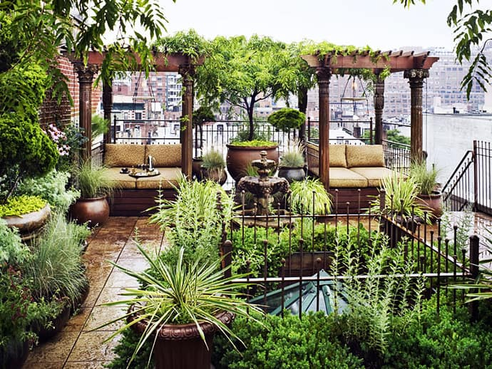 Looking For A Spectacular Secret Garden Check Out This
