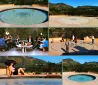 Hidden Water Pool: A Fantastic Swimming Pool that Converts