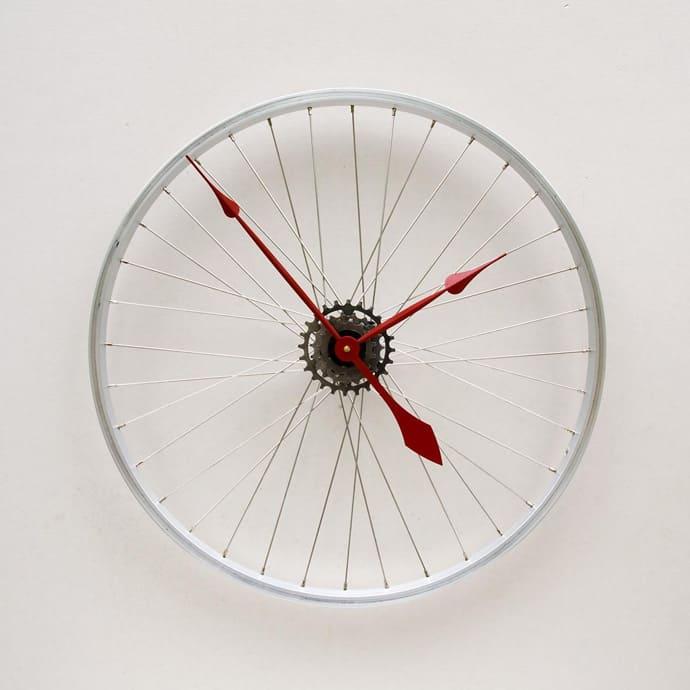 horloge roue velo