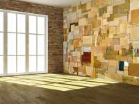 Top 35 Striking Wooden Walls Covering Ideas That Warm Home ...
