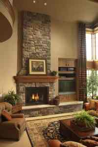 25 Stone Fireplace Ideas for a Cozy, Nature-Inspired Home