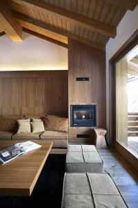 Rustic Meets Contemporary Interior by Studio Fanetti