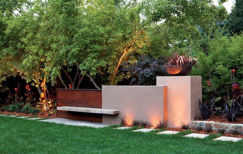 Contemporary and Sustainable Garden Design by Arterra DesignRulz - sustainable garden design