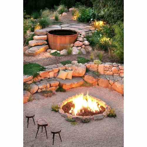 Medium Crop Of Landscape Design Ideas For Backyard