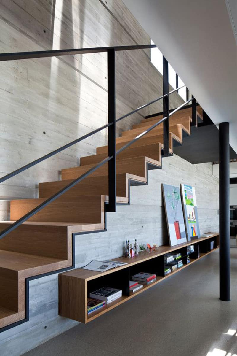 Interieur Design Website 30 Stair Handrail Ideas For Interiors Stairs