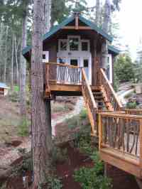 Tree House Building Plans The Treehouse Guide - Download ...