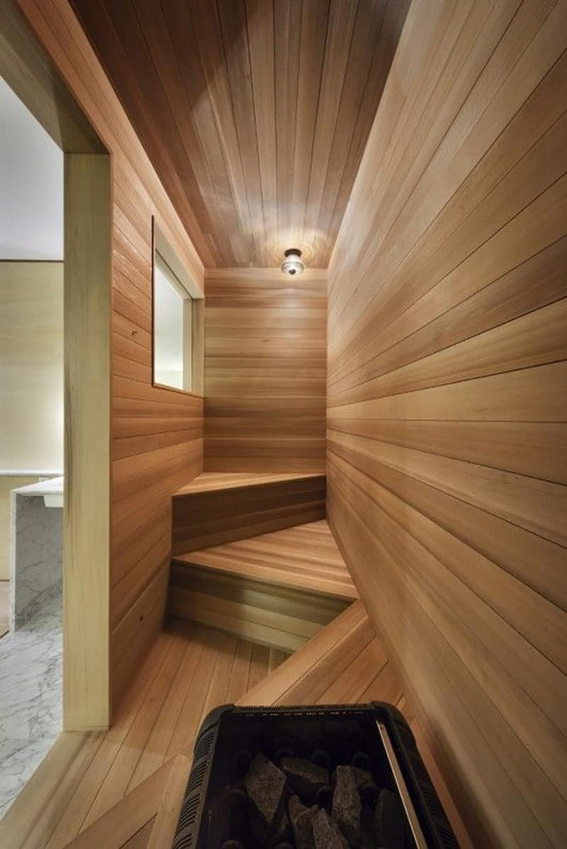 Moderne Sauna 35 Spectacular Sauna Designs For Your Home