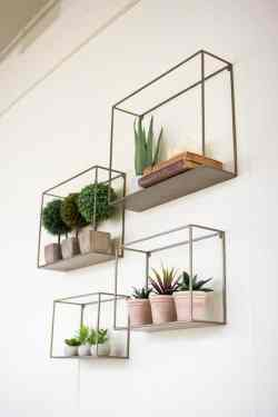 Irresistible Floating Wall Shelves Canbe Floating Shelves To Create Wall Displays Wher You Add Floating Shelves To Your Home As Wall Decor Or Remember That Art Is