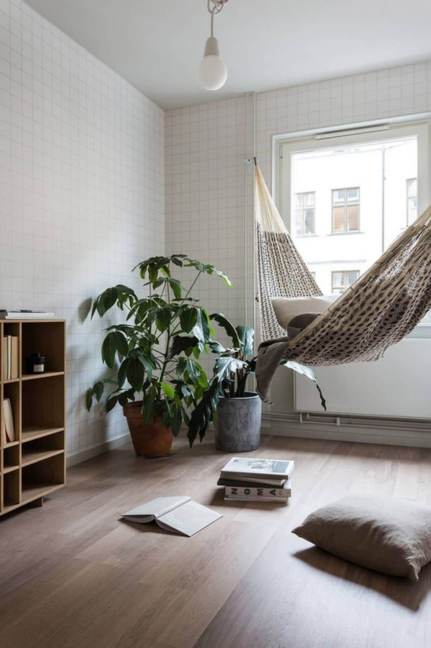 Hamac Salon 15 Of The Most Beautiful Indoor Hammock Beds Decor Ideas