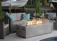 10 Concrete Fire Pit Tables That You Can Buy Right Now!