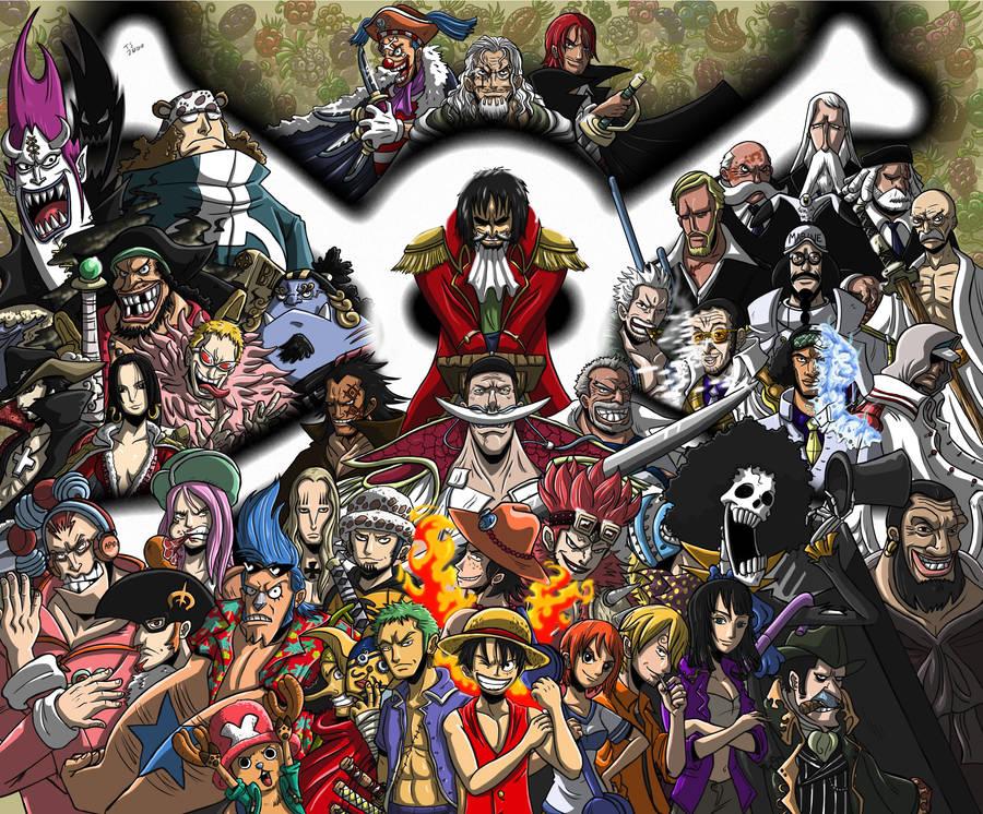 Monkey D Luffy Wallpaper 3d Roronoa Zoro One Piece Wallpaper Anime Wallpapers 13604