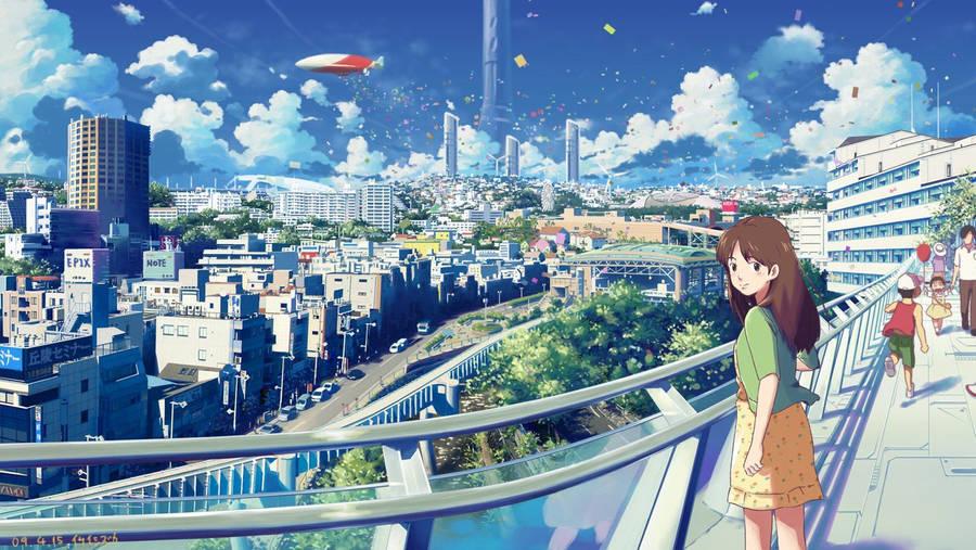 Anime Girl Chinese Dress Blue Wallpaper Sad Boy Covered In Roses Wallpaper Anime Wallpapers 41047