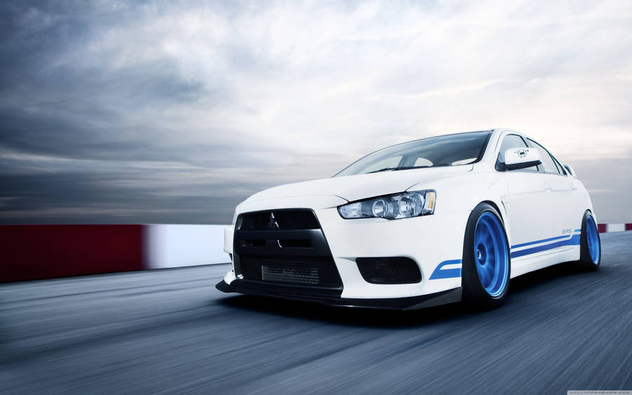 Evo 10 Wallpaper Mitsubishi Lancer Evolution 10 Wallpaper Car Wallpapers 7259