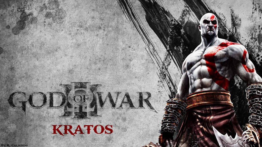 God Of War D God Of War Kratos Wallpaper Game Wallpapers 6463