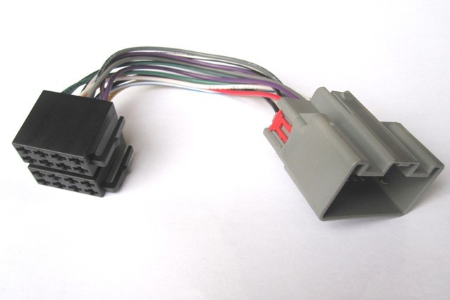 Defender ISO Stereo Wiring Adapter Lead - Tdci Puma 2007 On - Devon